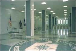 The CIA Headquarters Buildings