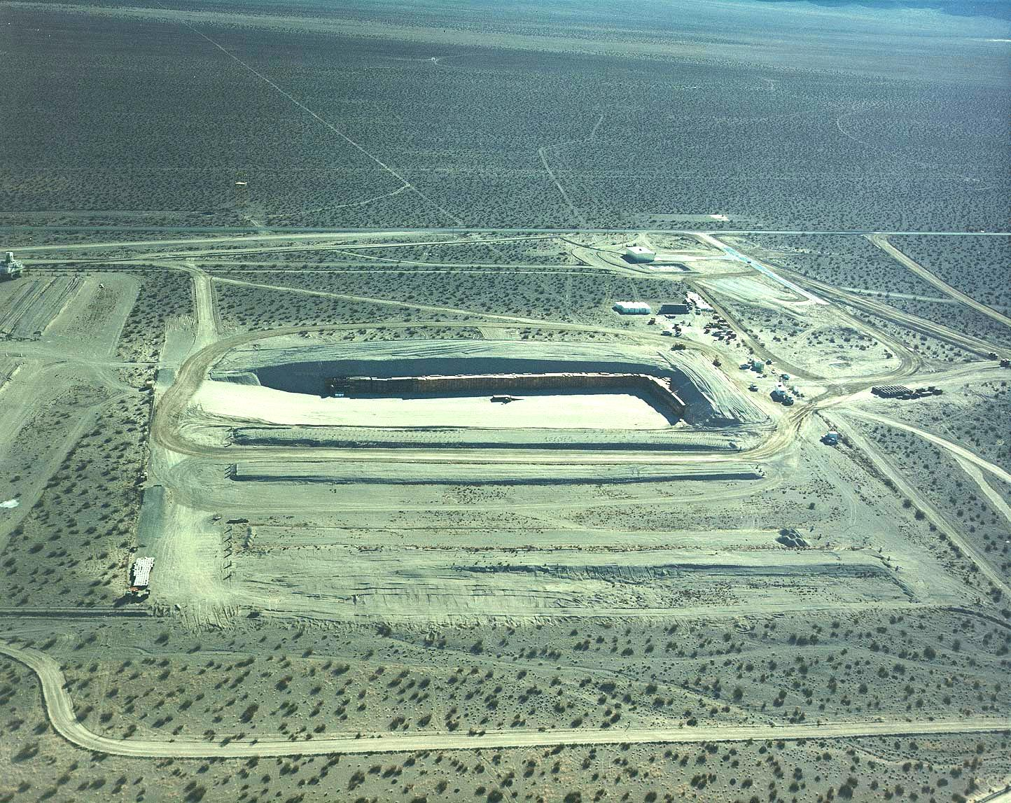 Imint Doe Nevada Test Site