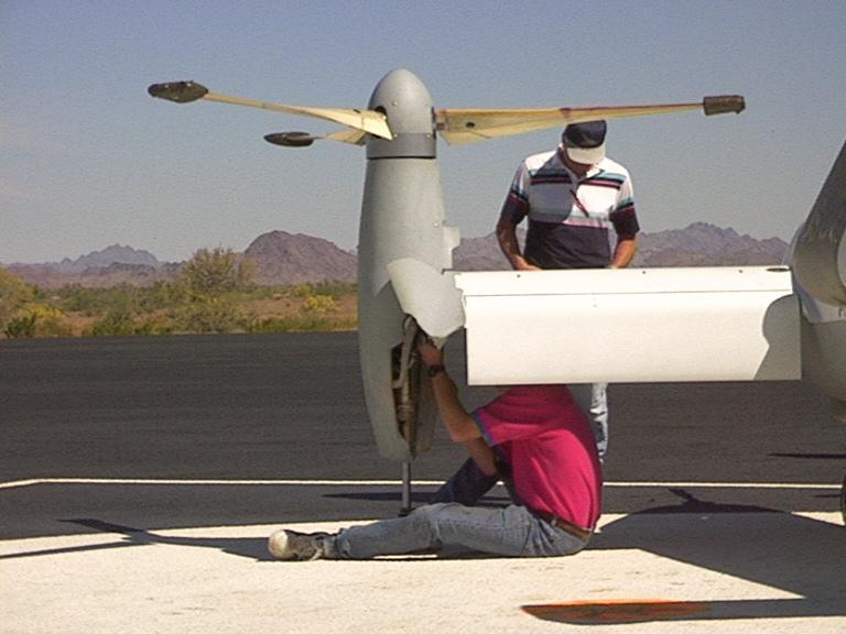 Eagle Eye UAV