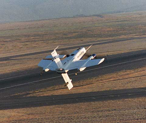 Vertical Take Off And Landing Tactical Unmanned Aerial