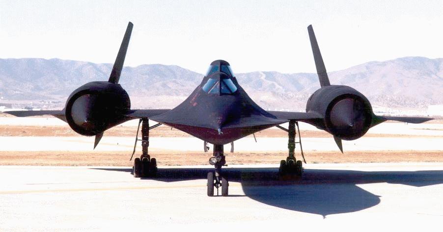SENIOR CROWN SR-71